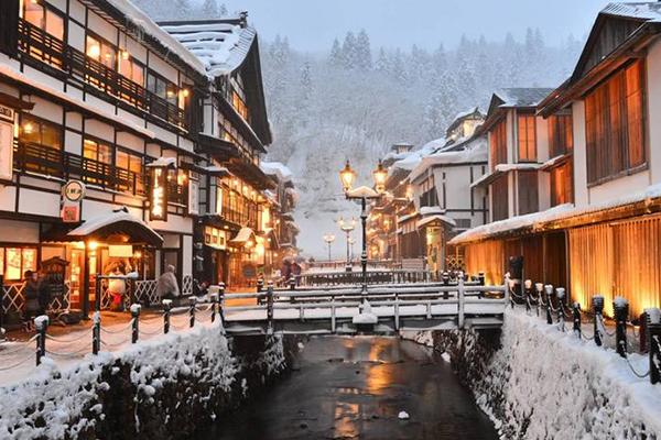 【全日本】美轮美奂,货真价实—快来见证日本最不可思议的8大雪景