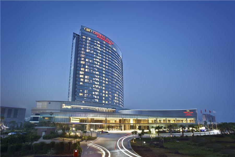 (惠州)皇冠假日酒店