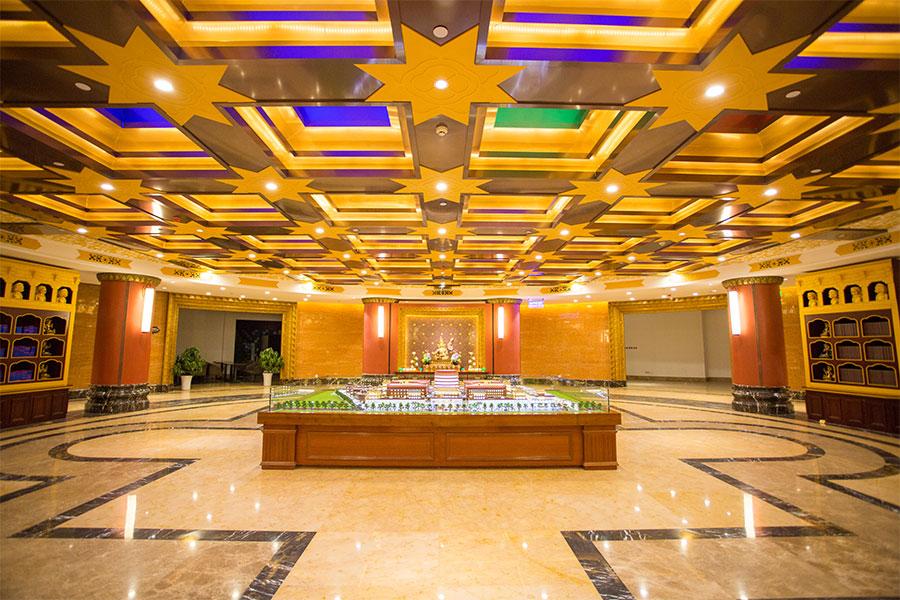 西藏藏游坛城格拉丹东酒店