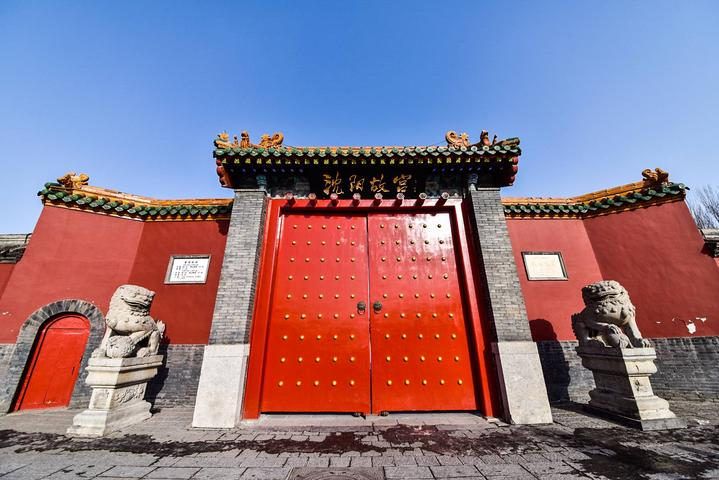【我是达人】观古沈阳之历史,觅今盛京之辉煌