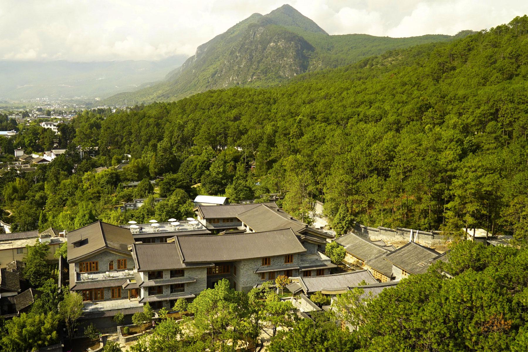松赞丽江林卡酒店
