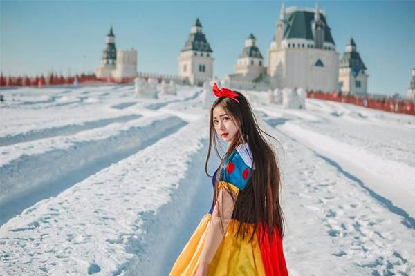 旅游达人教你如何玩转-31度的冰雪欢乐世界