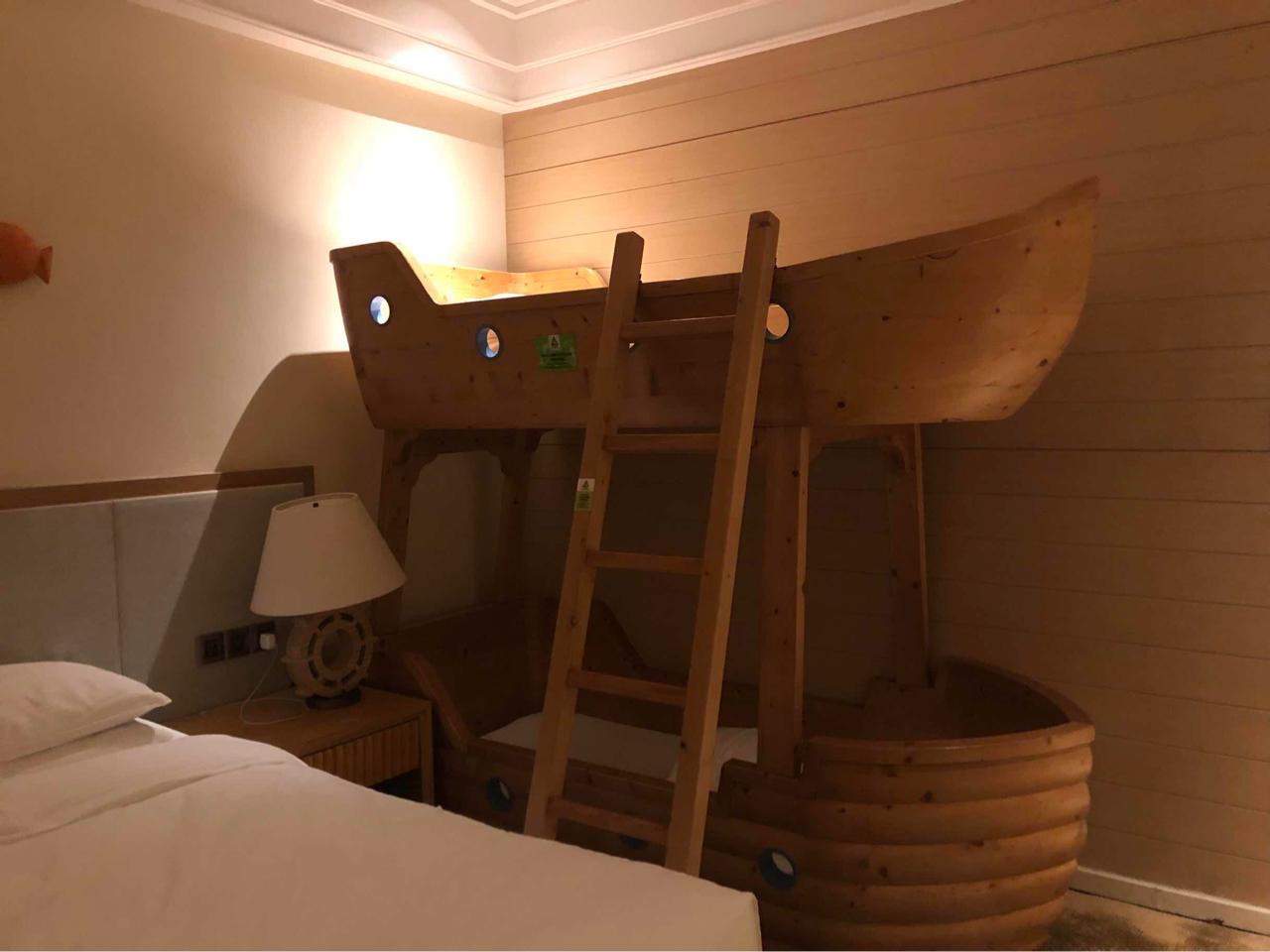 珠海长隆横琴湾酒店 珠海海豚旗舰店 度假海景房