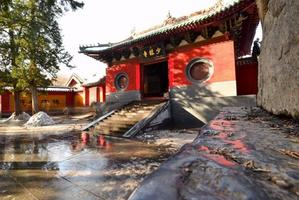 【weekender快乐箱随】郑州登封三教圣地体验佛道科学的圣地