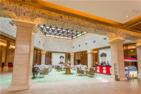 北京古北水镇古北之光温泉度假酒店(古北水镇官方店)
