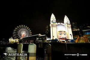 【我是达人】澳大利亚:悉尼印象之午夜魅影!