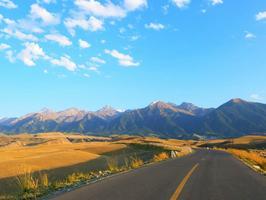 环北疆自驾3000公里纪实游记