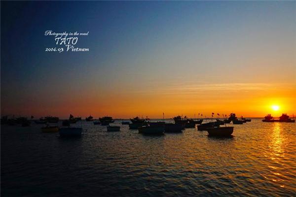 【我是达人】东南亚纪行>失望的美奈,最爱的渔村!