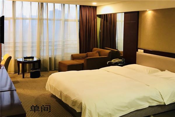 星程酒店(重庆两路口地铁站店)(原泛印精品酒店)