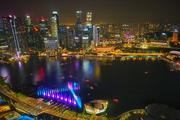 新加坡滨海湾金沙空中花园
