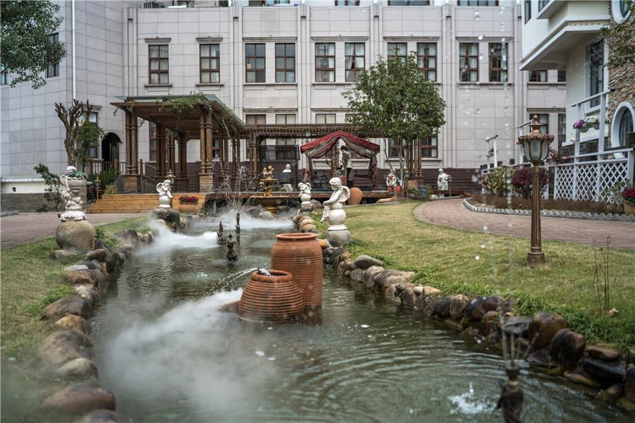 武夷山凯乐福花园度假酒店