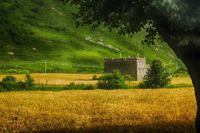 《我是达人》八月川西小环线_川西环线旅行攻略