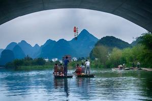 《我是达人》水墨桂林——三天阳朔、银子岩、龙脊梯田、贺州客家围屋自驾游