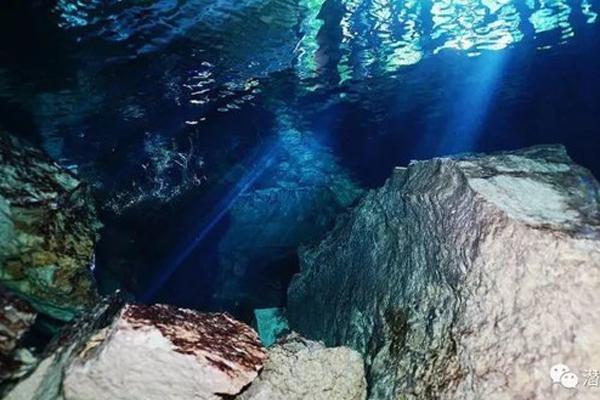 潜行天下《探寻玛雅地下水cenotes》
