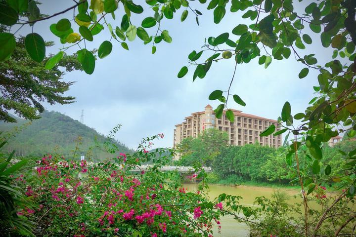 [我是达人]周末玩转惠州南昆山,大观园约你泡温泉