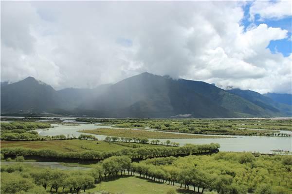 【kneipp春油季】众神庇佑处——雅鲁藏布大峡谷(水陆联运套票游客的第二段旅程)