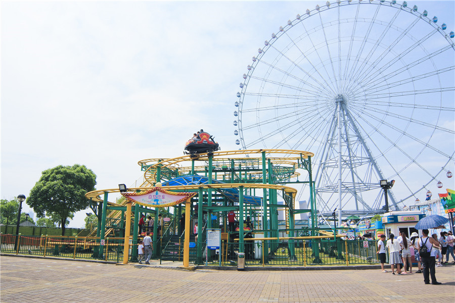 太湖之星游览园太湖之星游览园
