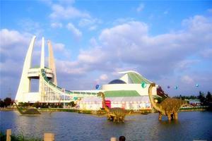 【我是达人】常州中华恐龙园、天目湖、南山竹海高铁二日自助游