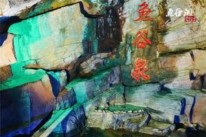 【我是达人】谷雨时节泉口喷鱼,世界奇泉之一的鱼谷泉你听说过吗