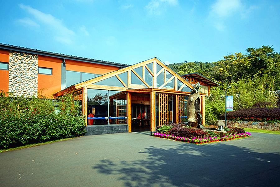汤山紫清湖生态旅游温泉度假区