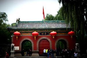 【卡赫旅途无止净】晋祠胜境,中国现存最早的皇家园林。