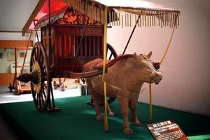 【卡赫旅途无止净】临淄古车博物馆,万乘一览。
