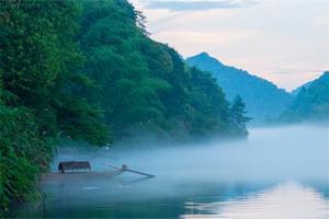 《我是达人》郴州印象——高椅岭原始之美,小东江诗意的雾