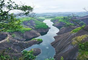 【卡赫旅途无止净】郴州,一个被忽略的林中之城