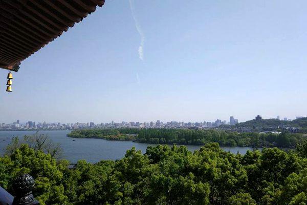 【旅途无止净】杭州西湖游