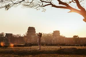 【我是达人】在柬埔寨的日子笑出声来