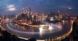 重庆的1000种打开方式,给你1000种魔幻感受!