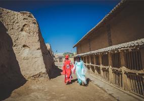 """曾经的梦中大漠,如今的现实之旅和我一起去穿越到塞上江南""""宁夏""""吧!"""