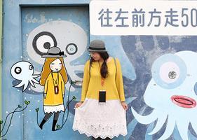 【我是达人】画个半圆在台湾,12天走进宝岛慢时光【手绘游记】