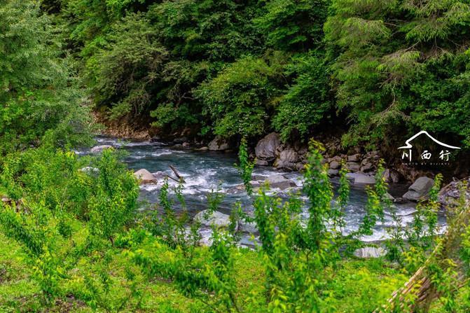 【我是达人】【川西】在所有风景里,我最喜欢你_川西环线旅行攻略