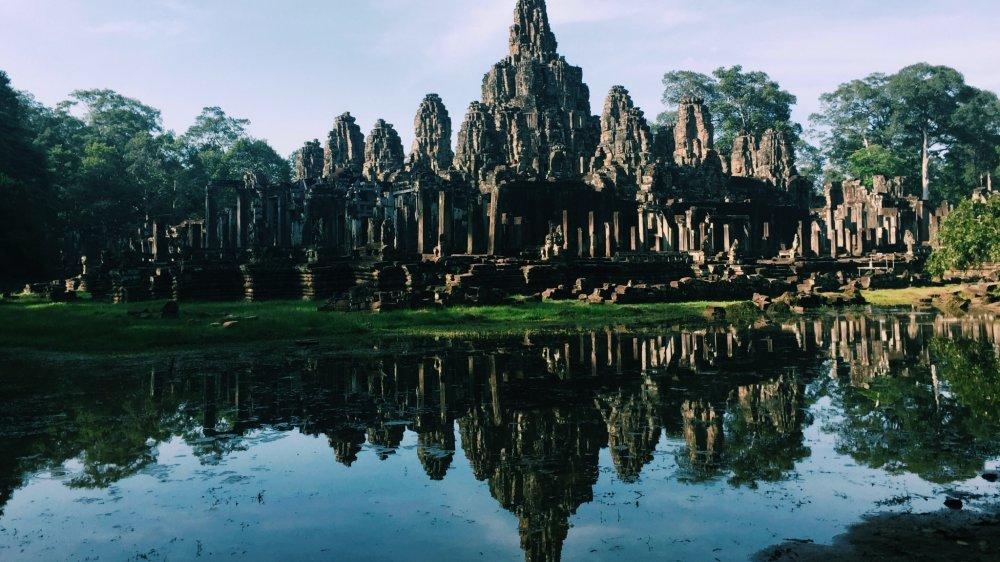 【我是达人】柬埔寨I一个神圣的国度