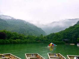 桐庐那么美,我想去看看——垂云通天河+浪石金滩