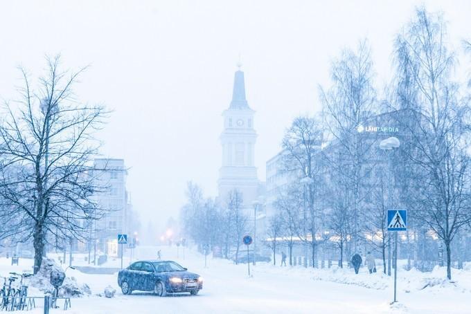 【我是达人】芬兰挪威爱沙尼亚]帝王蟹狗拉雪橇追极光,失踪8天只为爱上你