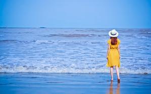 【我是达人】品古韵,踏海浪,在舟山海边遇见一场篝火求婚