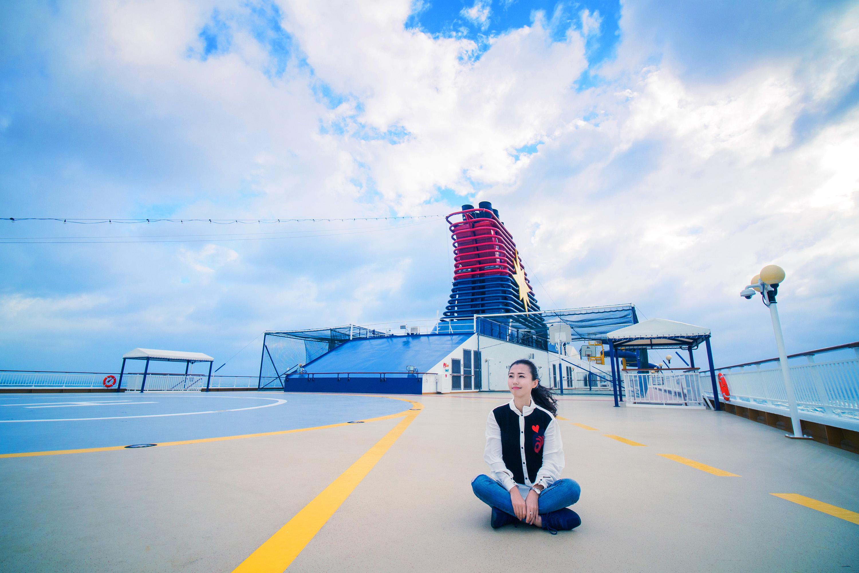 【我是达人】8天7晚的邮轮慢旅:一船一海一世界,菲凡和风人留恋!(上)