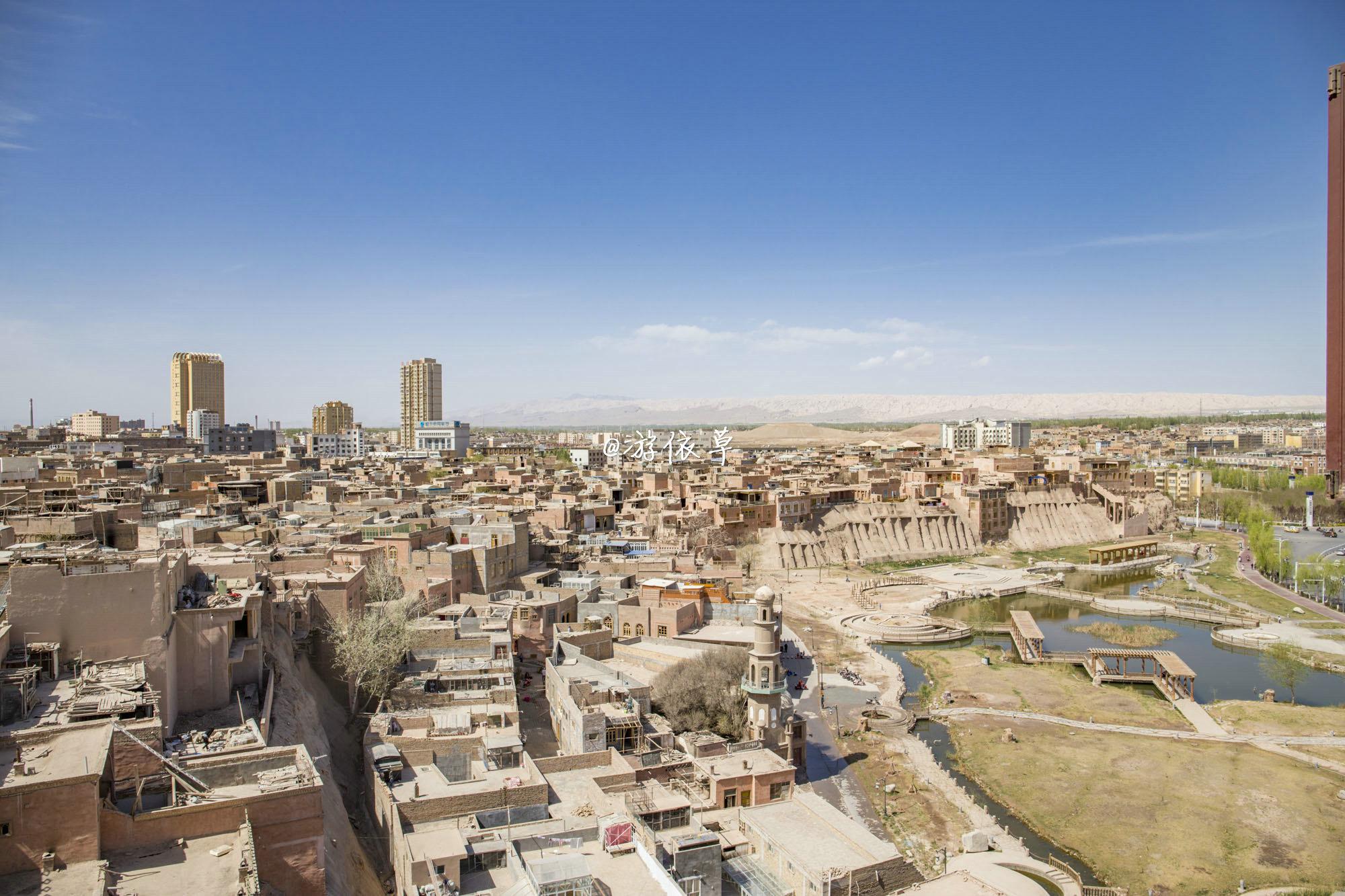 【我是达人】南疆|喀什塔县,跟随电影《追风筝的人》体味异域风情