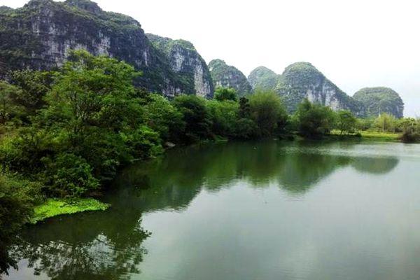 【美在路上】徐霞客最眷恋的地方,来了就不想走的上林县必去的景点