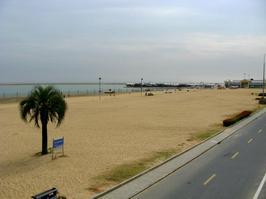 【我是达人】金山城市沙滩(2)