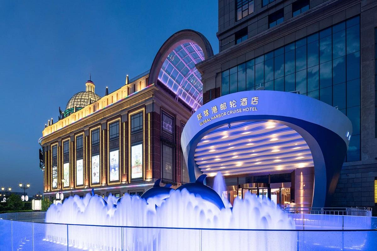 常州环球港邮轮酒店