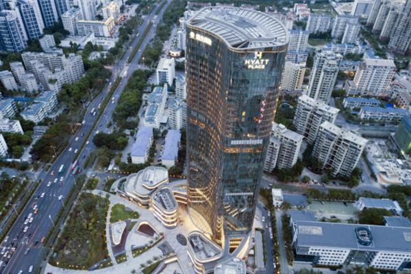 三亚中心凯悦嘉轩酒店