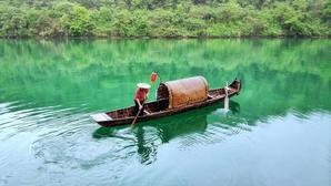 【美在路上】雾影东江,寻一笛声随渔船来