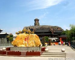 【我是达人】上海最有气派的一座寺庙----东林寺