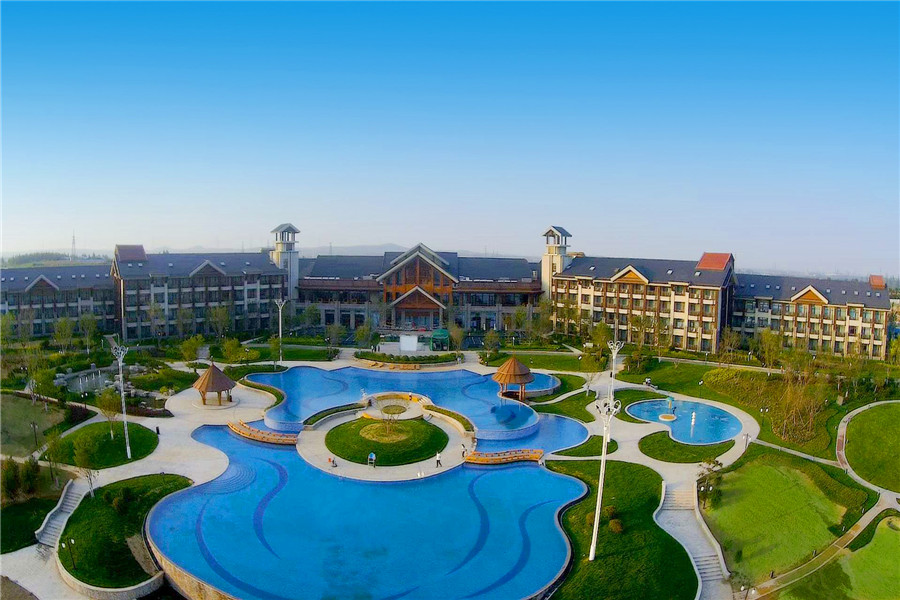 邢台内丘鹊山湖阿尔卡迪亚国际度假酒店