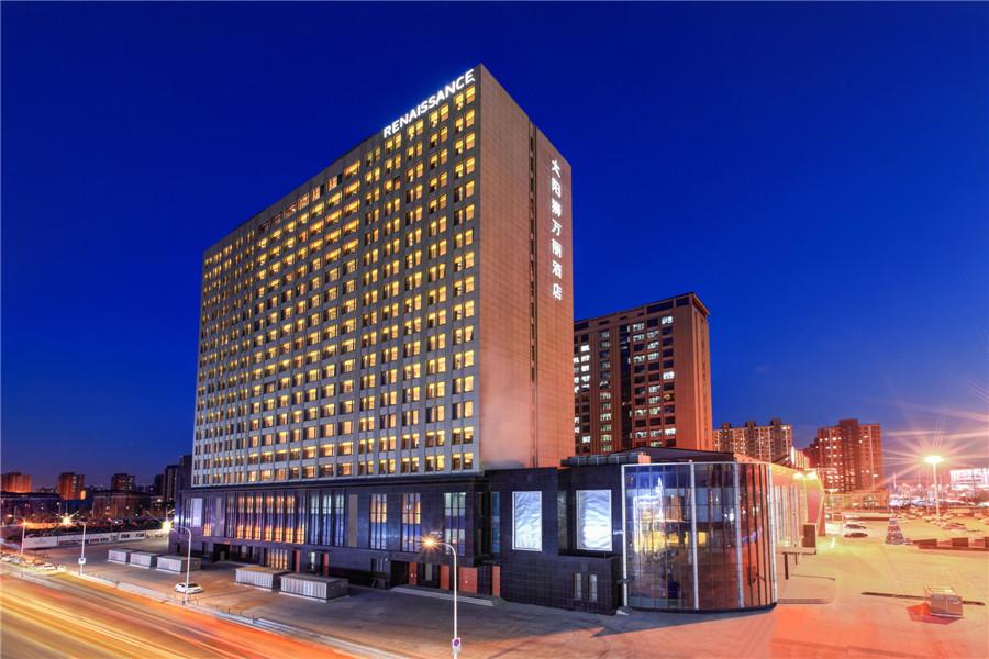 沈阳太阳狮万丽酒店