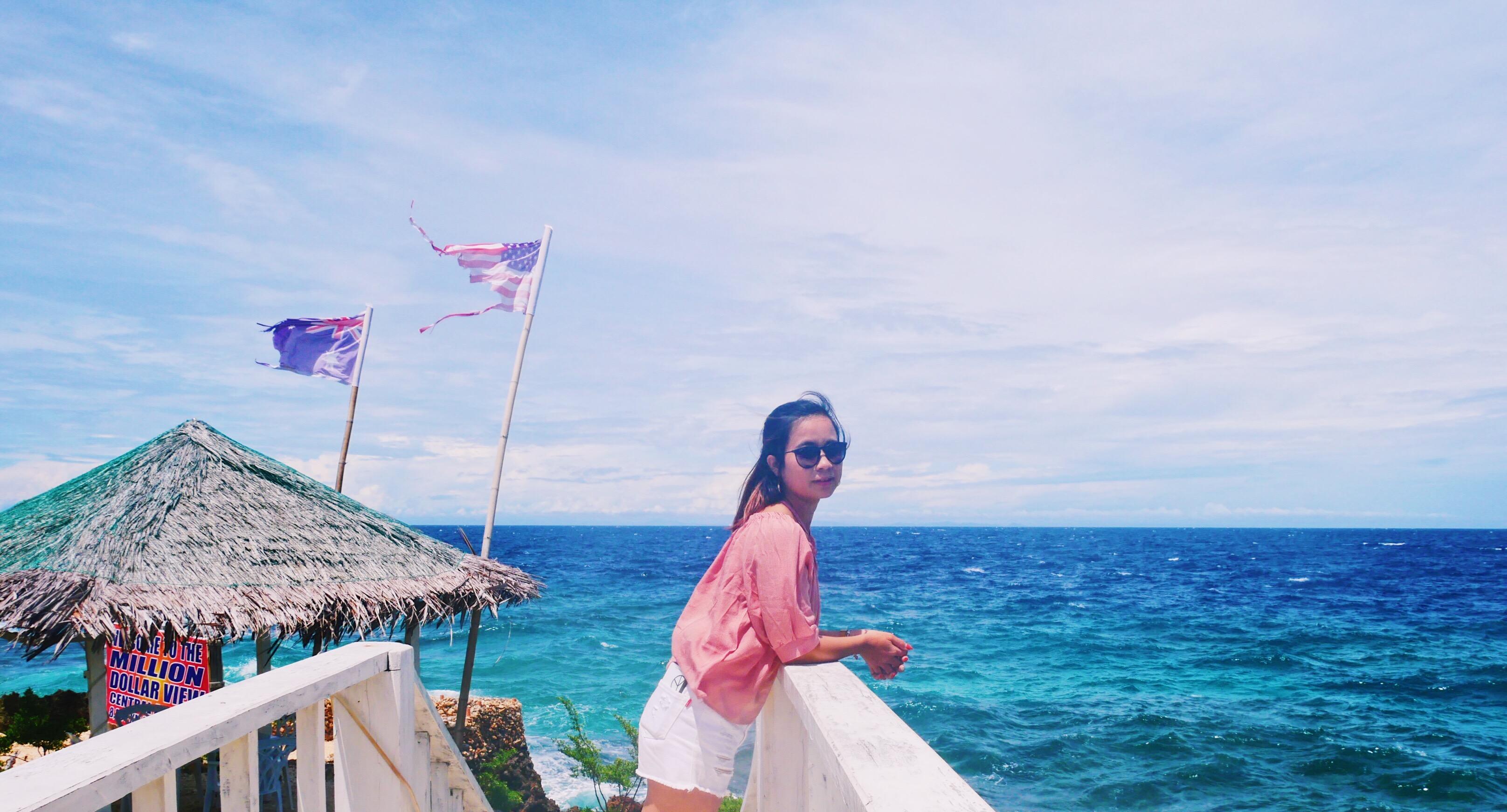 【我是达人】菲律宾旅行I潜入一片蓝色星球