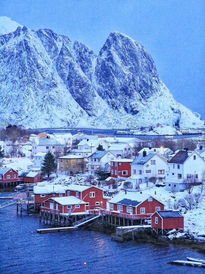 【我是达人】世界尽头与冷酷仙境——挪威至北的极夜风情